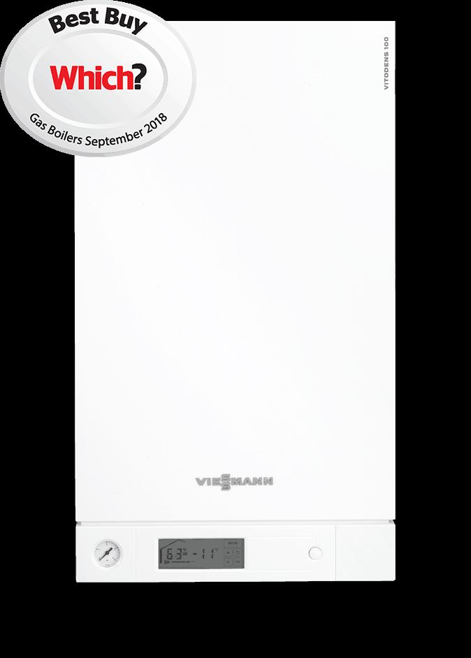 domestic gas boiler vitodens 100 w
