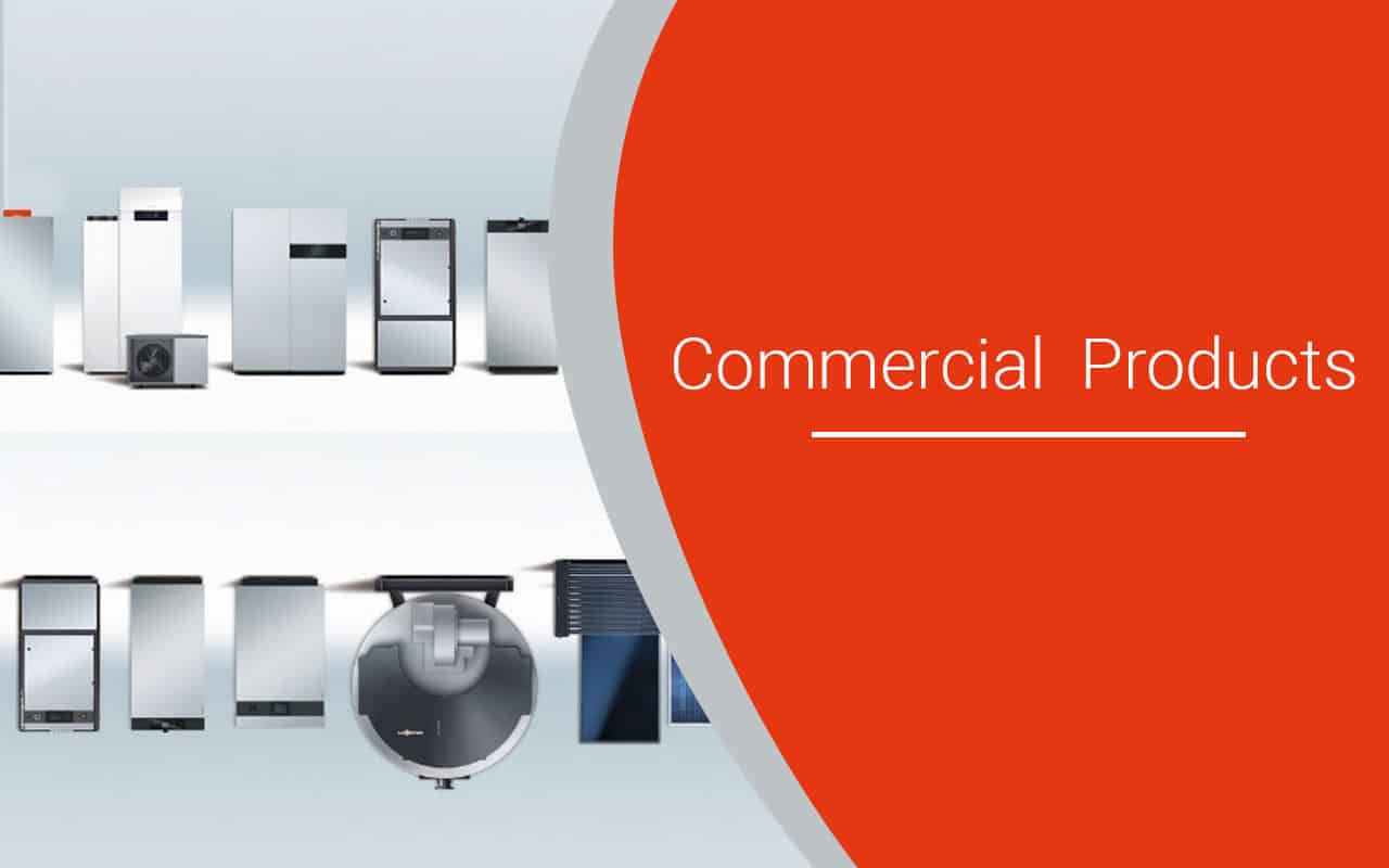 commercial Heating Products