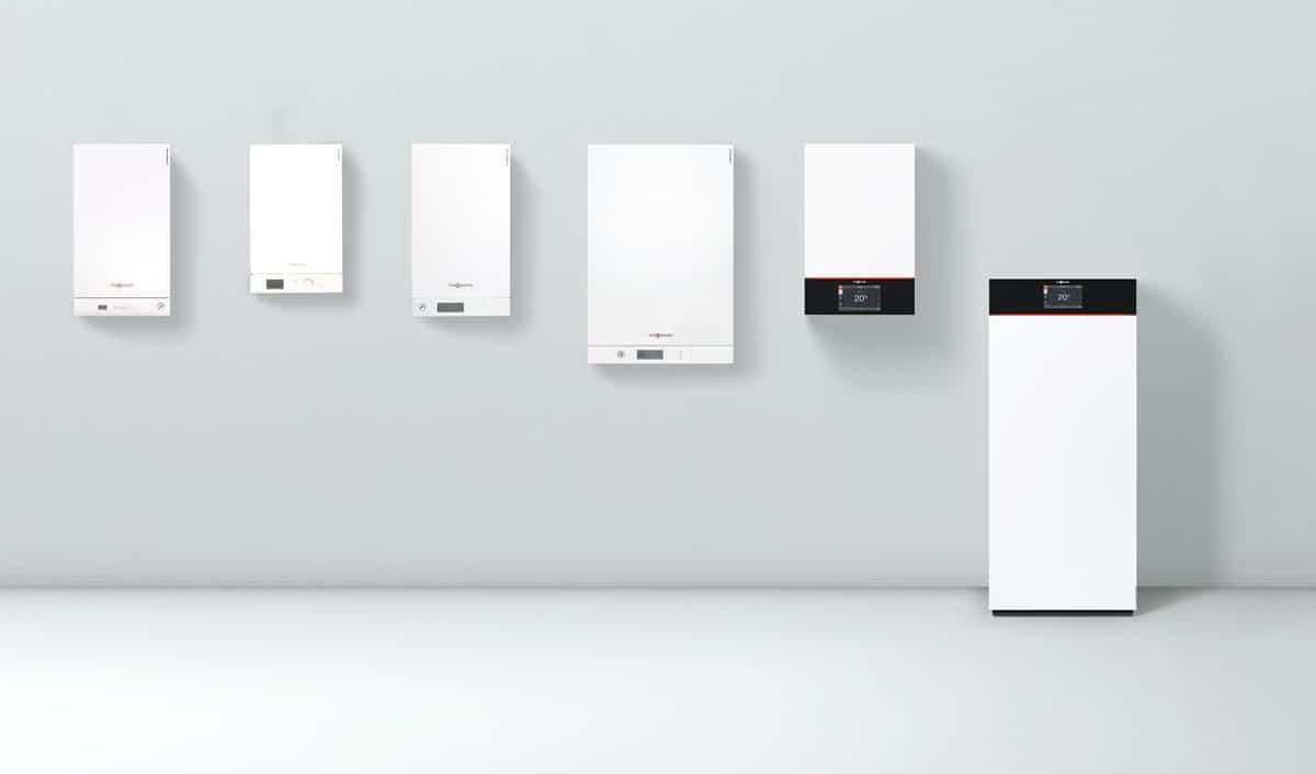 domestic gas boilers
