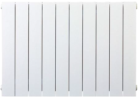 templo aluminium radiator