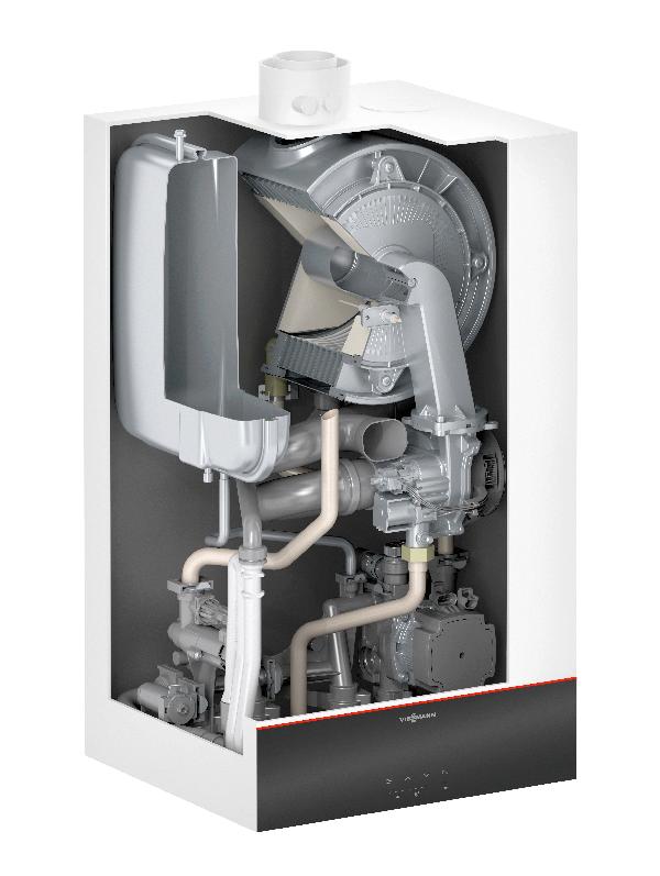 Vitodens-100-W boiler